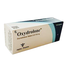 OXYDROLONE-Alpha-Pharma